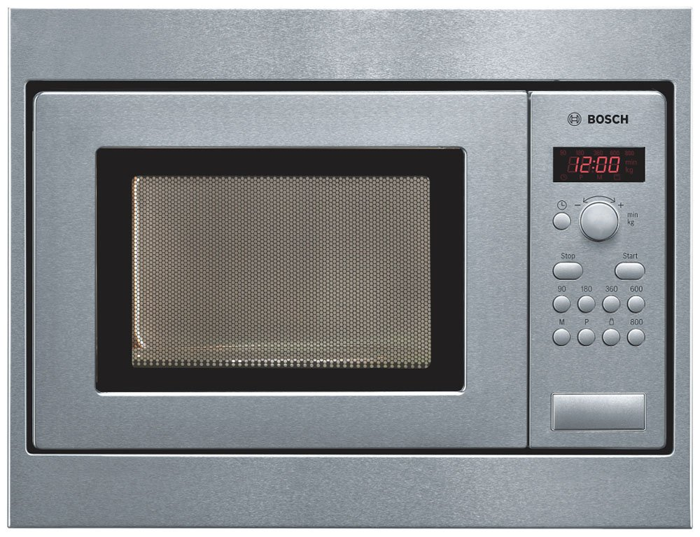 Bosch Serie Stainless-Steel Built-in Microwave