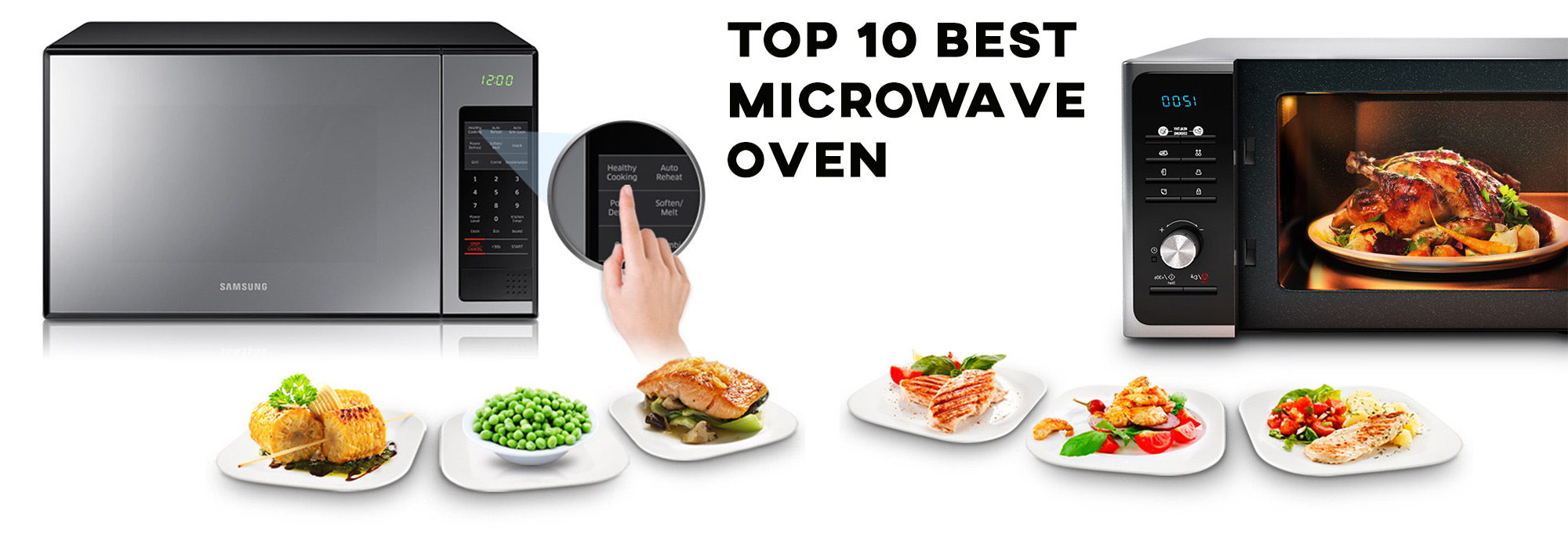 Best Microwave Oven And Countertop