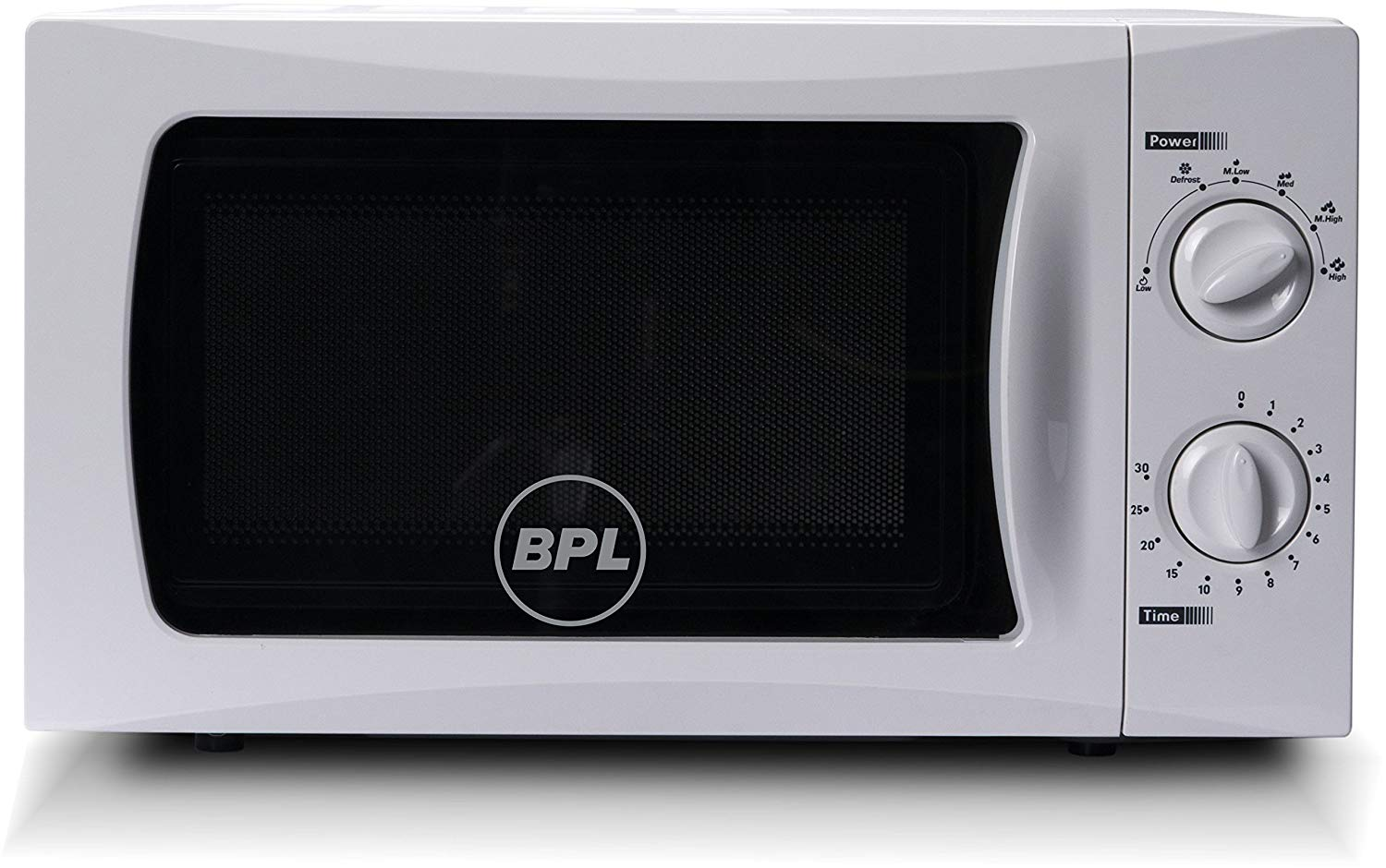 BPL 20 L Solo Microwave Oven - BPLMW20S1G - White