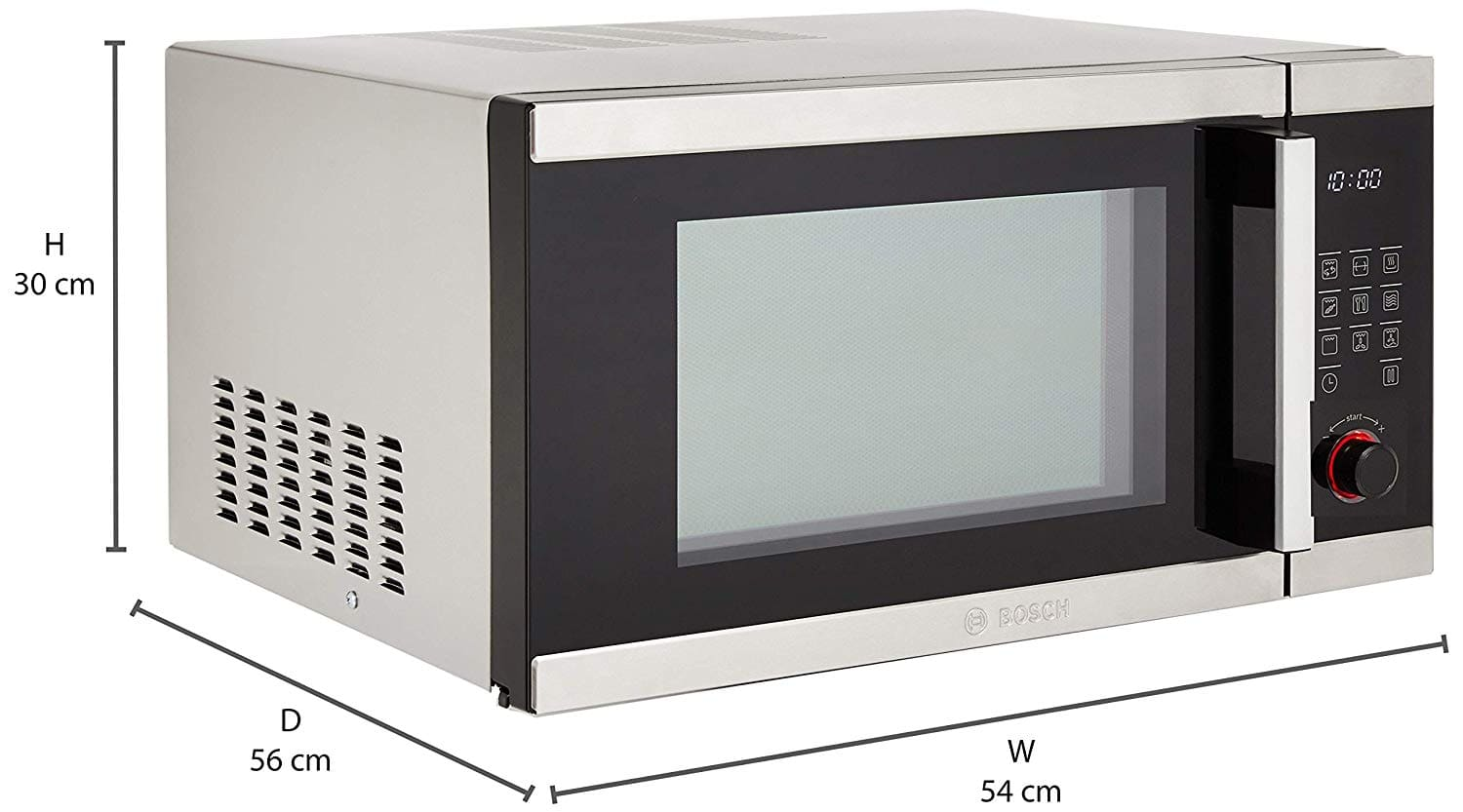 Bosch 32 L Convection Microwave Oven