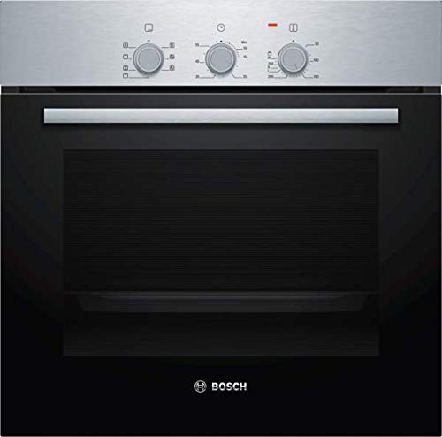 Bosch Serie 2 60 cm 66 Ltr built-in oven with 3D hot air