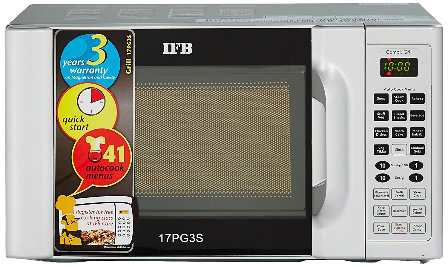 IFB 17 L Grill Microwave Oven