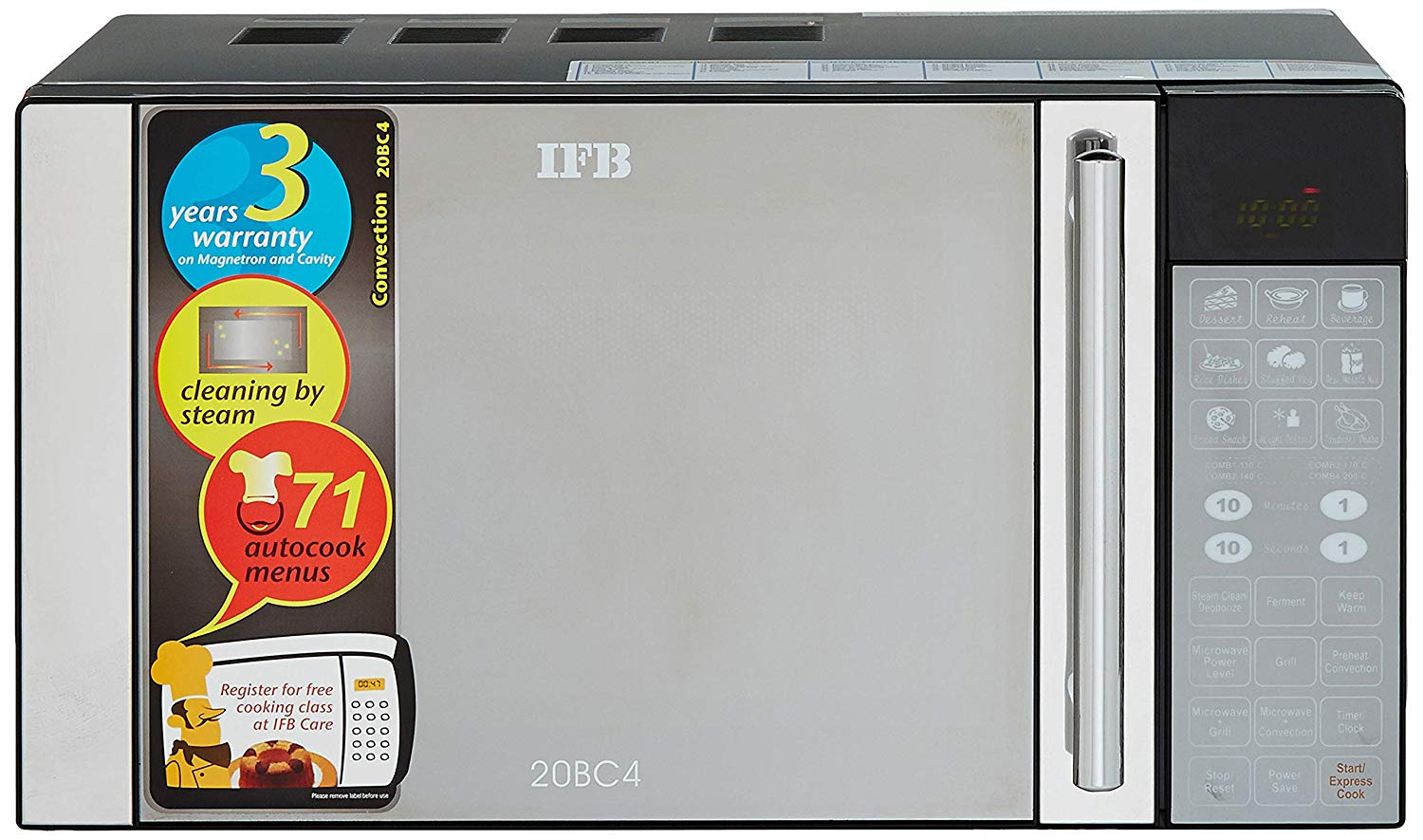 IFB 20BC4 20 Liter Convection Microwave Oven