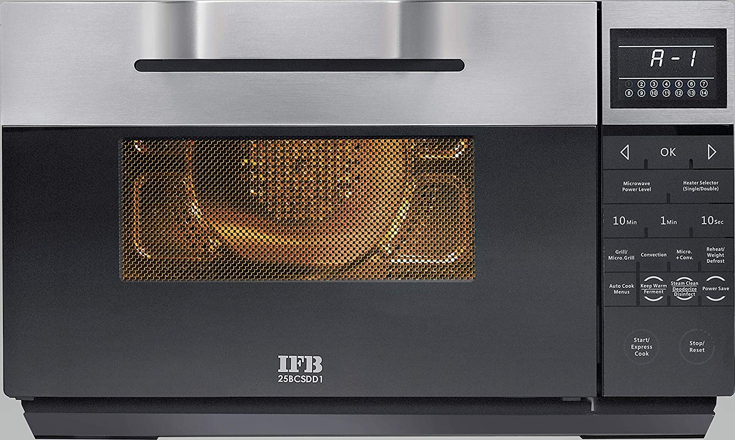 IFB 25 L Convection Microwave Oven ( Black)