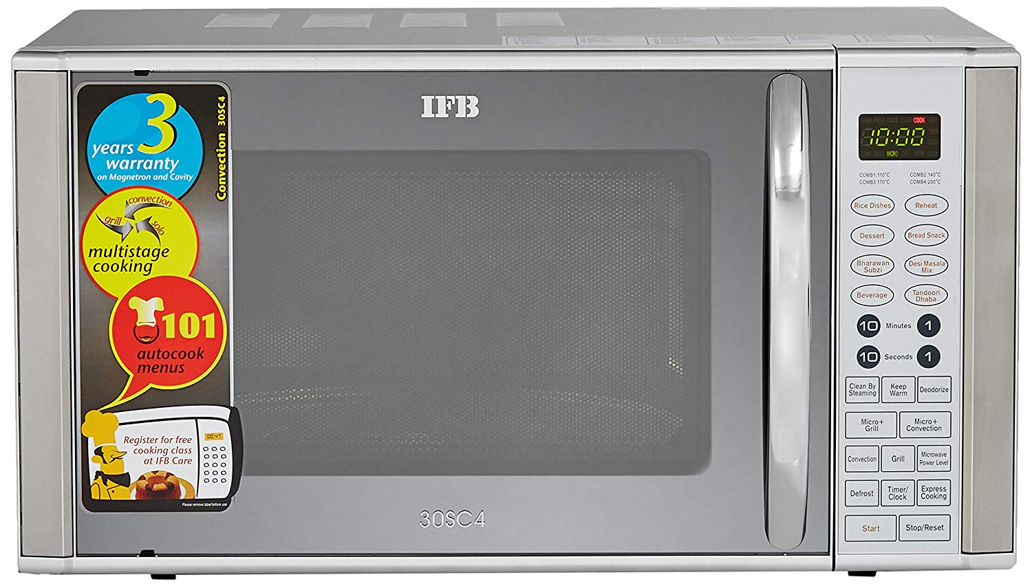 IFB 30 Liters Convection Microwave Oven - 30SC4