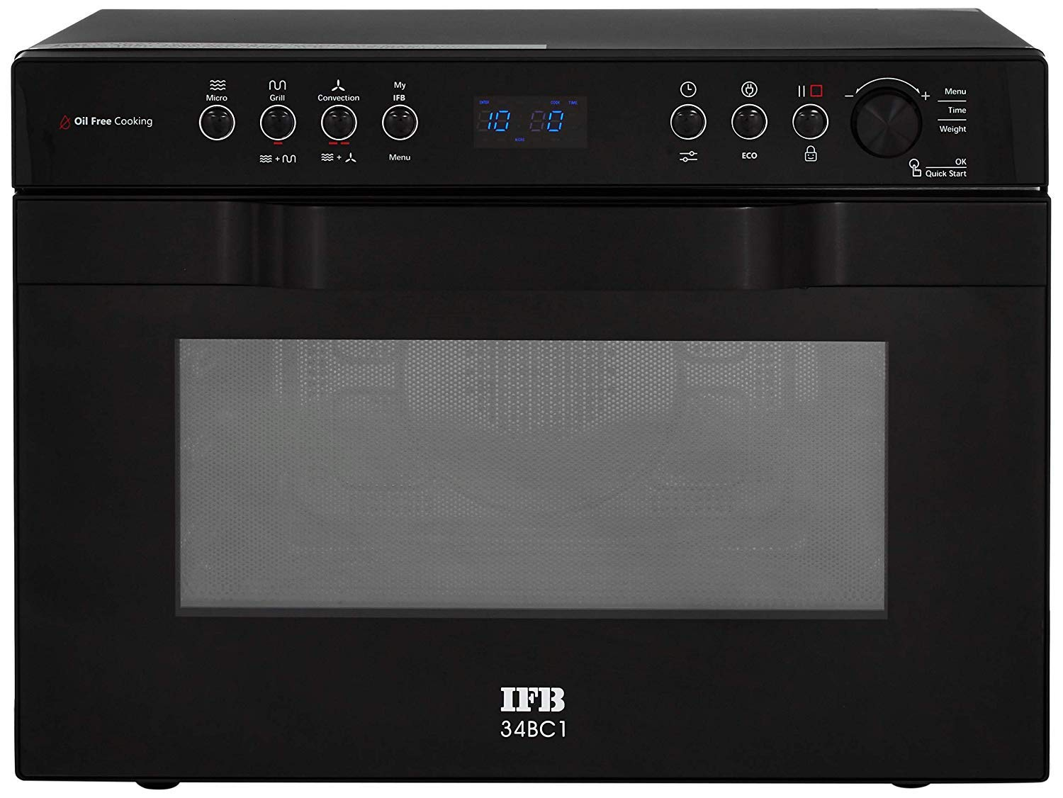 IFB 34 L Convection Microwave Oven ( Black)