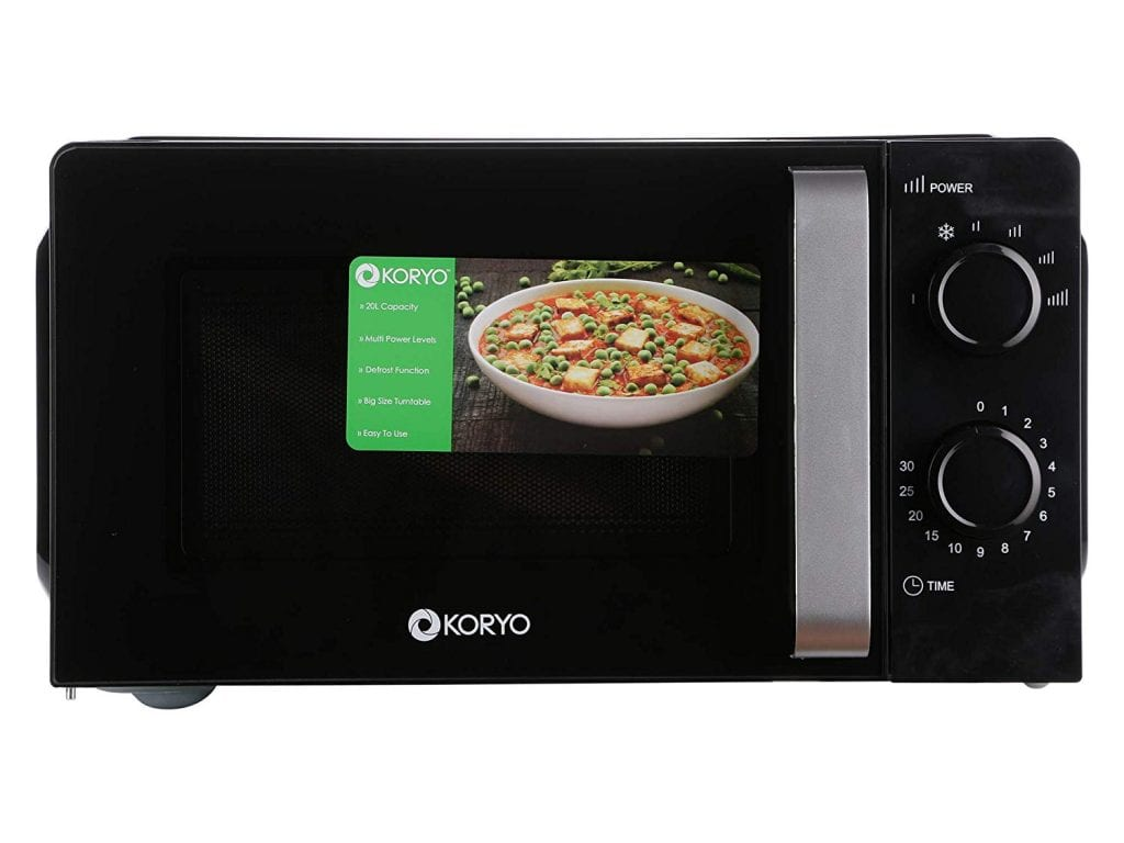 MICROWAVE OVENS UNDER 6000