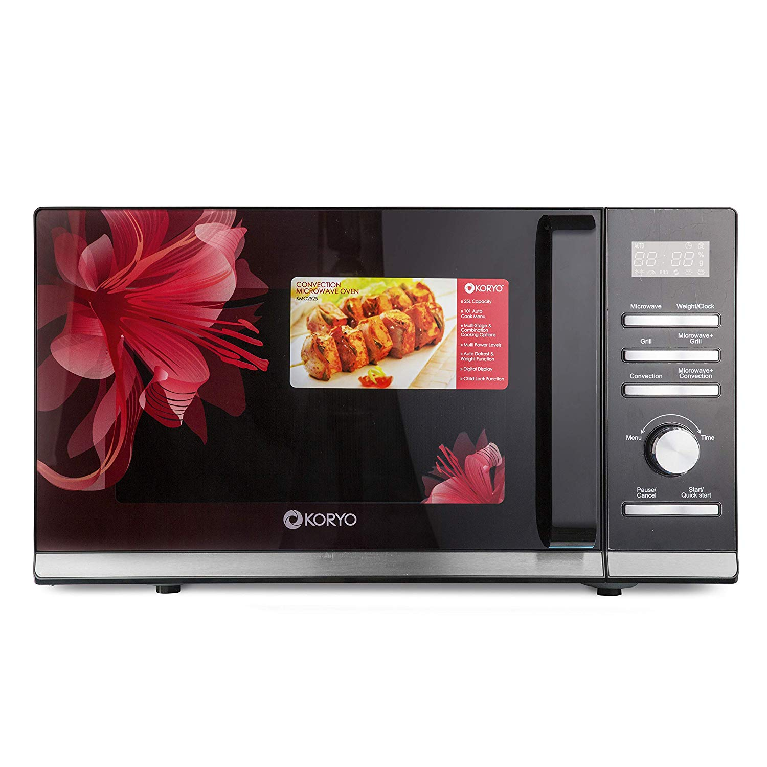 Koryo  25L Convection Microwave Oven