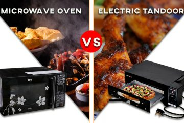 Microwave oven vs Electric Tandoor