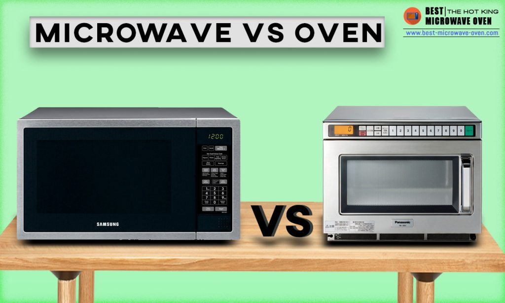 Microwave-vs--Oven