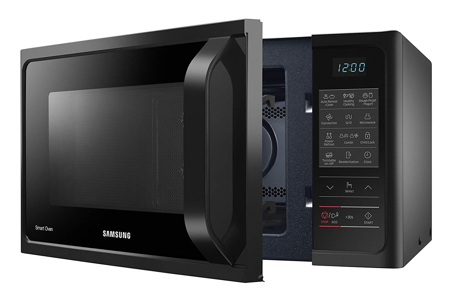 Samsung 28 L Convection Microwave Oven (Black)