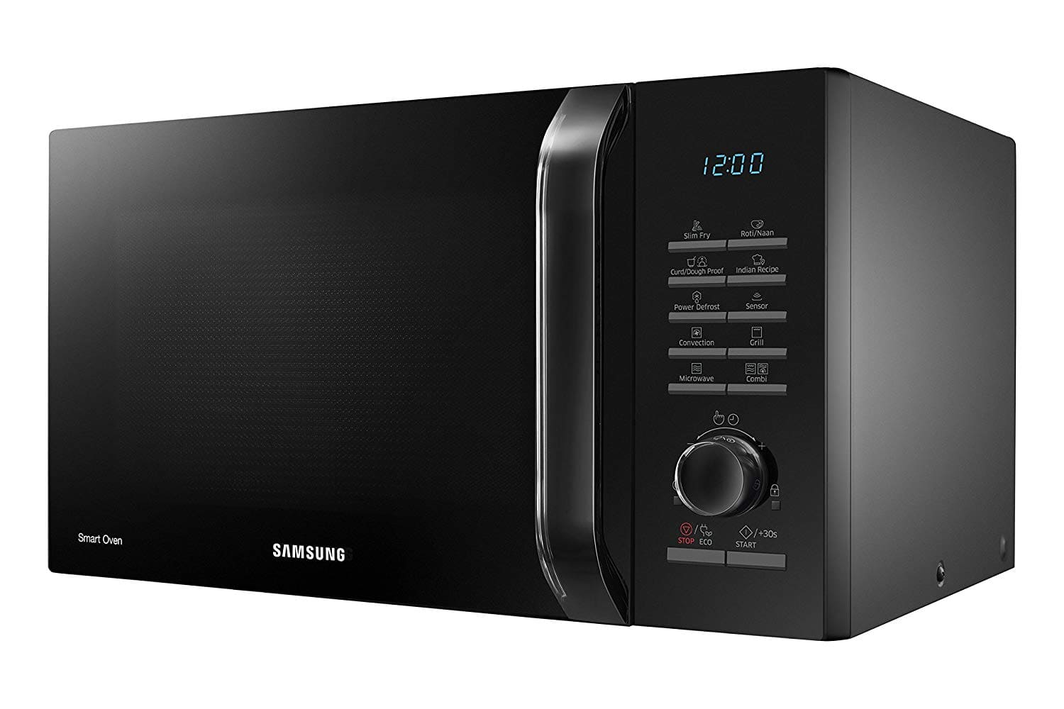 Samsung 28L Convection Microwave Oven (TL, Black)