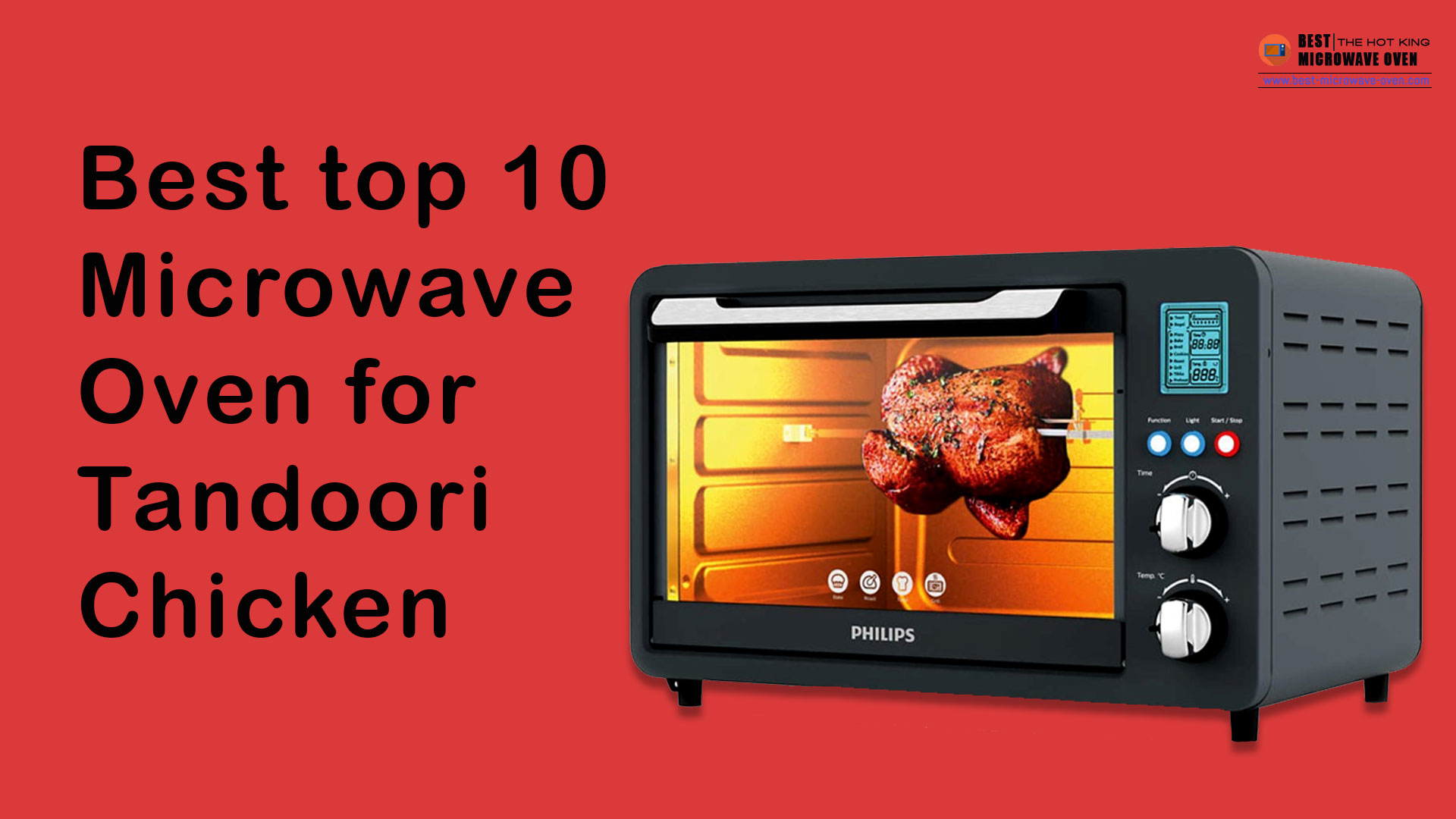 Best Top 10 Microwave Oven For Tandoori Chicken Analysis