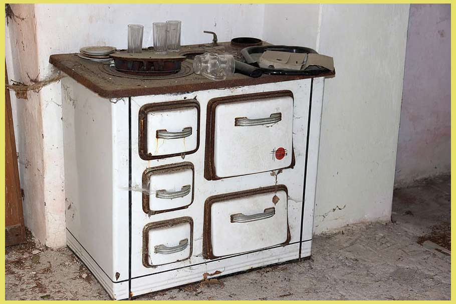 old-time-Oven-in-1800